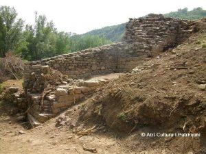Sant Pau Segúries Pont Ter arqueologia